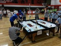 Robot Challenge Table